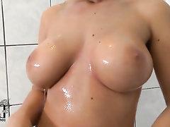 Babe, Big Tits, Ebony, Masturbation