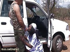 African, Orgy, Amateur, Outdoor
