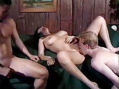 Bisexuel, Sexe en groupe, Hardcore, Groupe de trois