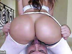 Babe, Close Up, Pornstar, Big Ass