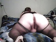 Amateur, BBW, Lingerie, Stockings