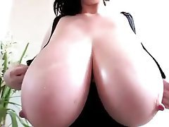 BBW, Big Boobs, British, Brunette