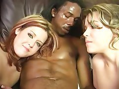 Interracial, Threesome