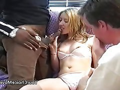 Amateur, British, Creampie, Interracial