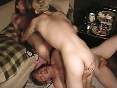 Amateur, Bisexual, Group Sex, Threesome