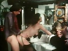 Cumshot, Group Sex, Hairy, Stockings