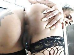 Big Butts, Big Boobs, Webcam, Tattoo